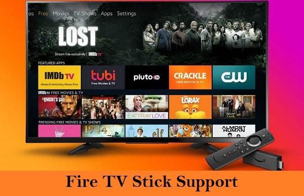 amazon firestick customer support